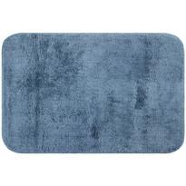 Kúpeľňová predložka Felix modrá, 60 x 90 cm