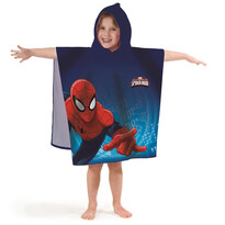 Poncho pentru copii Spiderman Ultimate, 60 x 120 cm