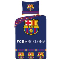Bavlnené obliečky FC Barcelona 8009, 140 x 200 cm, 70 x 90 cm