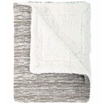Pătură din imitaţie de lână Mistral Home Haşurată, 150 x 200 cm