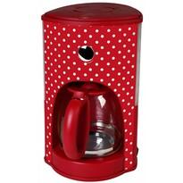 Kalorik CM 1008 RWD Ekspres do kawy Red Dots z szklanym dzbankiem, 1,8 l