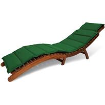 Fieldmann FDZN 9015 Adria Napozó ágy – huzat zöld