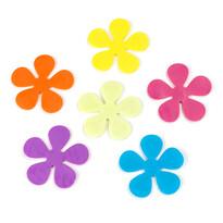 Flori antiderapante de cadă, 6 buc.
