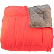 Deka camping Ella červená, 150 x 200 cm