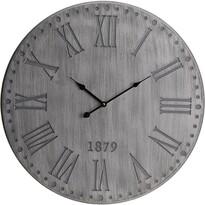Nástěnné hodiny Manfredonia šedá, 59 cm