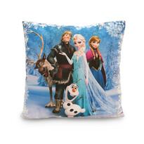 Polštářek Ledové království Frozen, 40 x 40 cm