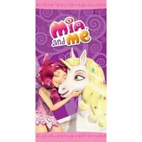 Ręcznik kapielowy Mia and Me – Onchao, 70 x 140 cm