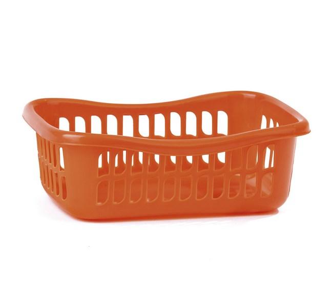 3dílná sada košíků oranžová