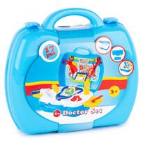 Lékařský kufřík, modrá