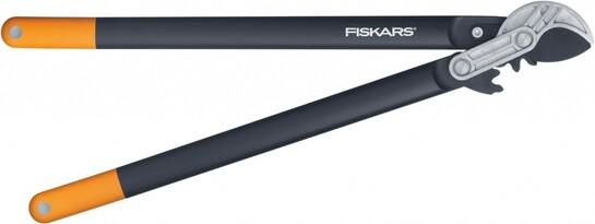 Fiskars PowerGear Steel nůžky na silné větve háková hlava