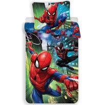 Dziecięca pościel bawełniana Spiderman 05, 140 x 200 cm, 70 x 90 cm
