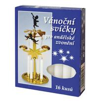 Svíčky do andělského zvonění