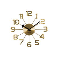 Lavvu Lavvu Design Numerals  falióra arany átmérő 37 cm