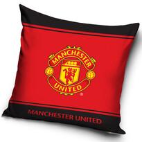 Vankúšik Manchester United Erb, 40 x 40 cm