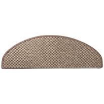 Nakładka na schody Nature brązowy, 24 x 65 cm