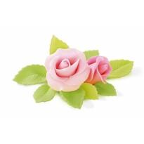Tescoma DELÍCIA DECO vykrajovače s piestom ruže 3 ks