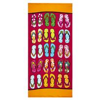 Ręcznik plażowy Flip-Flops, 70 x 150 cm