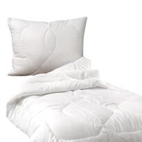 Komplet kołdry i poduszki Luxus plus letni, 140 x 200 cm, 70 x 90 cm