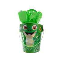 Set na písek Žába, zelená