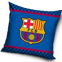 Polštářek FC Barcelona Logo, 40 x 40 cm