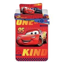 Detské obliečky do postieľky Cars baby, 100 x 135 cm, 40 x 60 cm