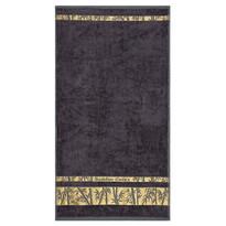 Ručník Bamboo Gold šedá, 50 x 90 cm
