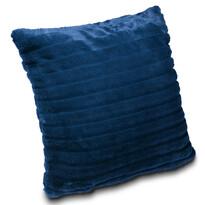 Obliečka na vankúšik Berlin modrá, 50 x 50 cm
