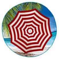Prosop de plajă micro Umbrelă, 150 cm