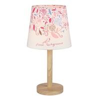 Stolní lampa Qenny 8, květy