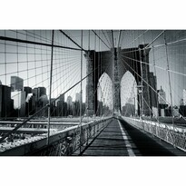 Fototapeta Brooklyn Bridge, 232 x 315 cm