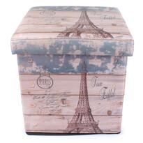 Skladací sedací box Eiffelova veža