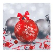 Vánoční ubrus Vánoční ozdoby