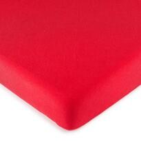 Cearşaf 4Home jersey, roşu