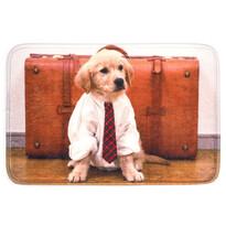 Predložka Pes s kravatou, 40 x 60 cm