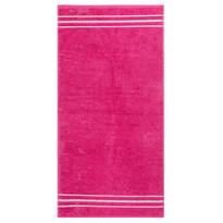 Cawö Frottier ręcznik kąpielowy Raspberry