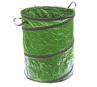 Koš na listí skládací pr. 56 x 71 cm zelená