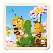 Bino Detské puzzle Včielka Maja