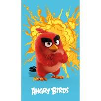Prosop Angry Birds red, 70 x 120 cm