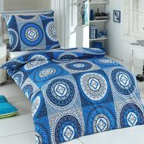 Bavlnené obliečky Gipsy modrá
