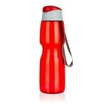 Banquet Fľaša športová Touch 800 ml, červená