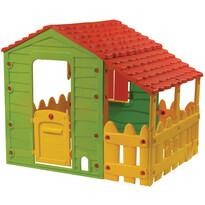 Domeček FARM s verandou
