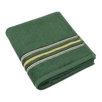 Ręcznik kąpielowy Zuzka ciemnozielony