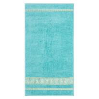 Ręcznik Ateny turkus, 50 x 90 cm