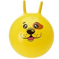 Dětský skákací míč, žlutá