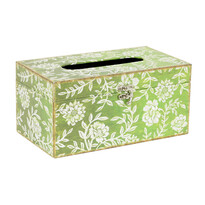 Fiordaliso zsebkendőtartó doboz, 25 cm