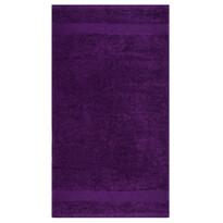 Ręcznik Olivia fioletowy, 50 x 90 cm