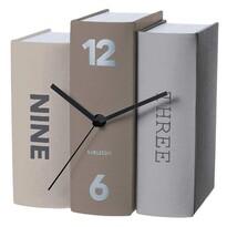 Karlsson 5628 Designové stolné hodiny, 20 cm