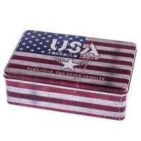 Plechový box USA
