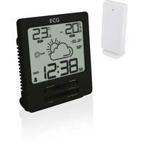 ECG MS 002 Black Meteostanice