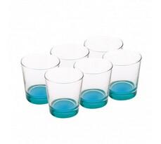 Maxwell&Williams sklenice 340 ml 6 ks modrá